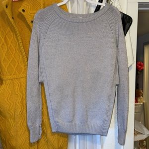 Lululemon knit crewneck sweater